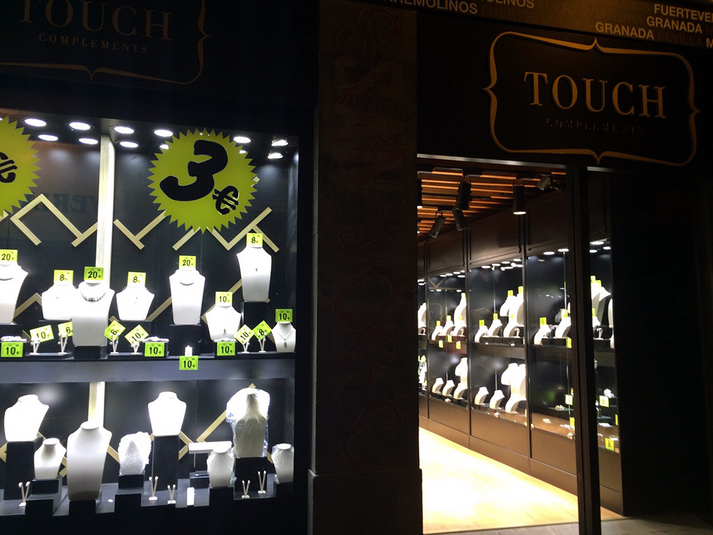 touch complements granada 4
