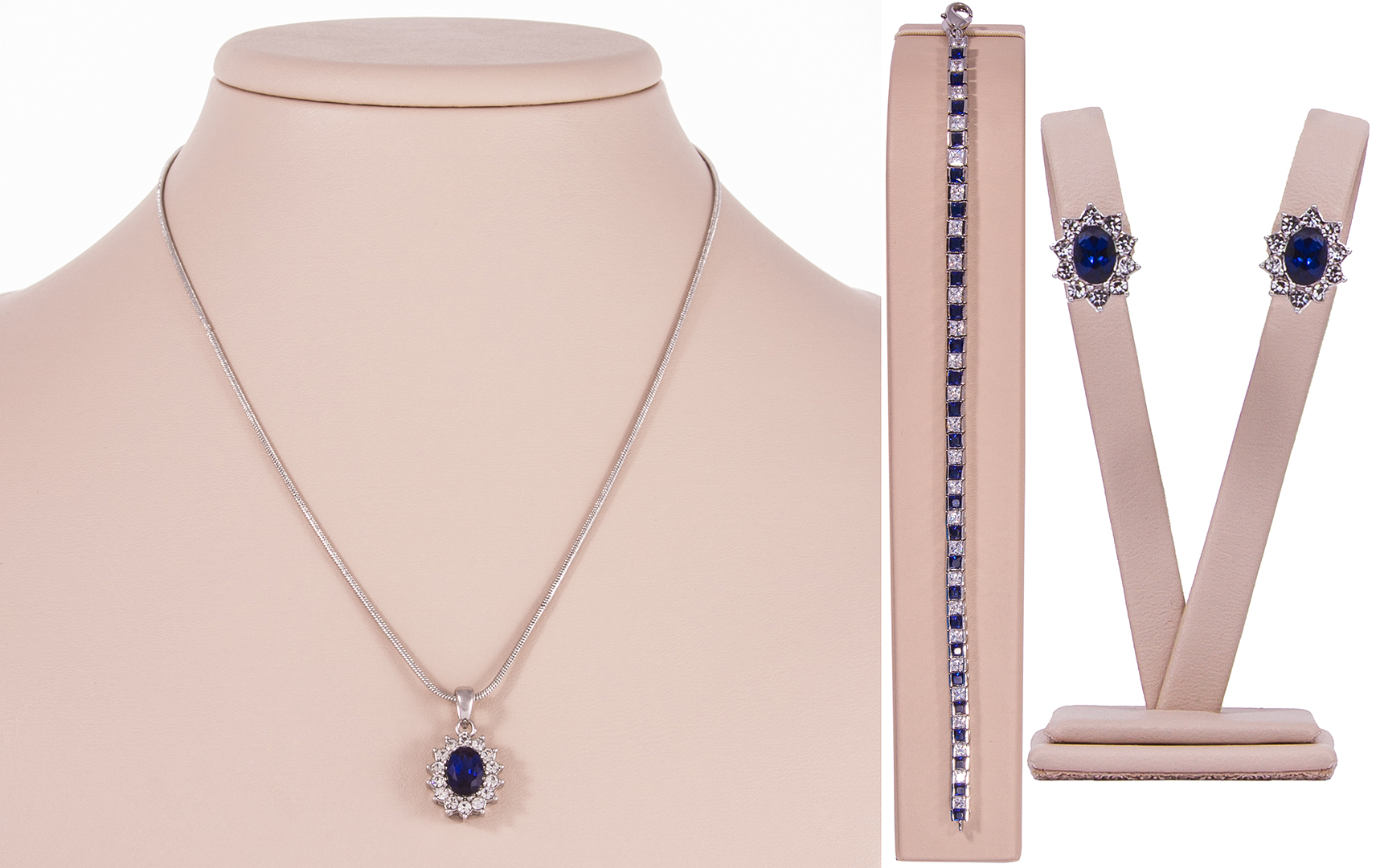 TOUCH COMPLEMENTS collar pulsera pendientes 1