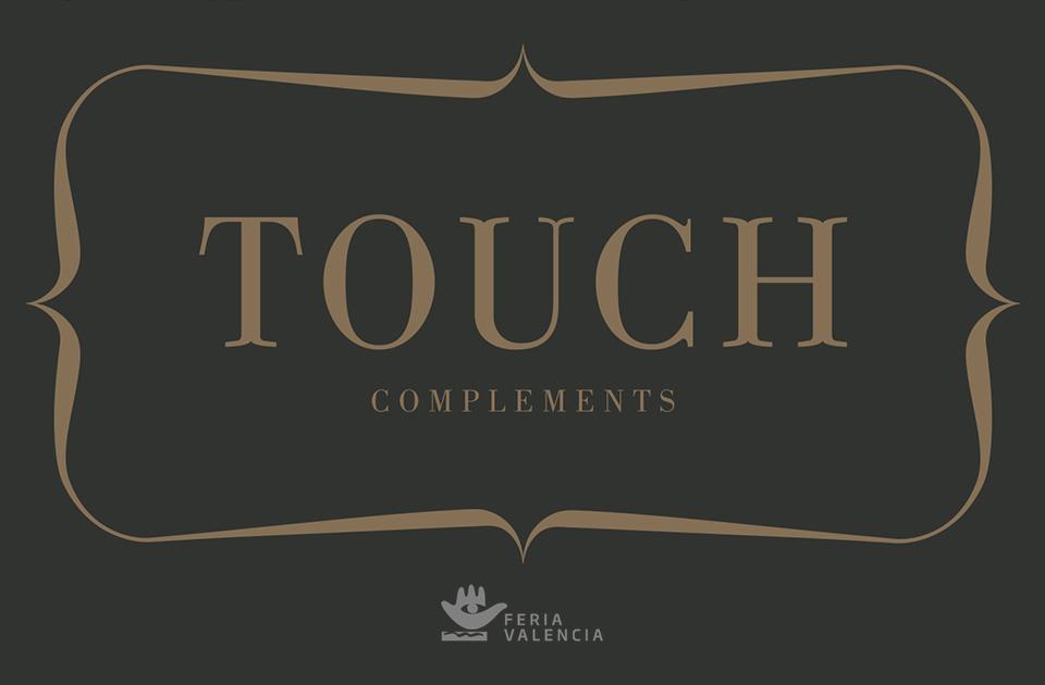 Logo Touch Complements Vectorizado