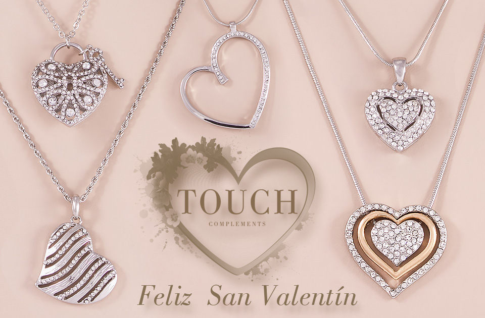 TOUCH COMPLEMENTS San Valentin 2016